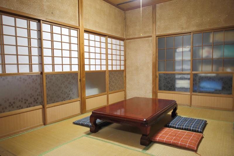 8畳和室「集いの間」の写真