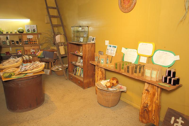 マリポの店の内観の写真
