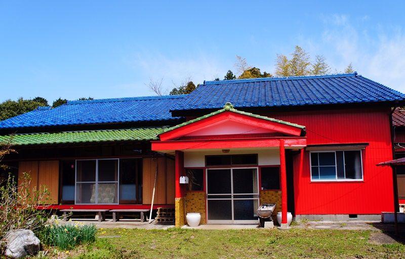 マリポの家、お一人様でも団体様でも様々なニーズに対応したシェア型のゲストハウス